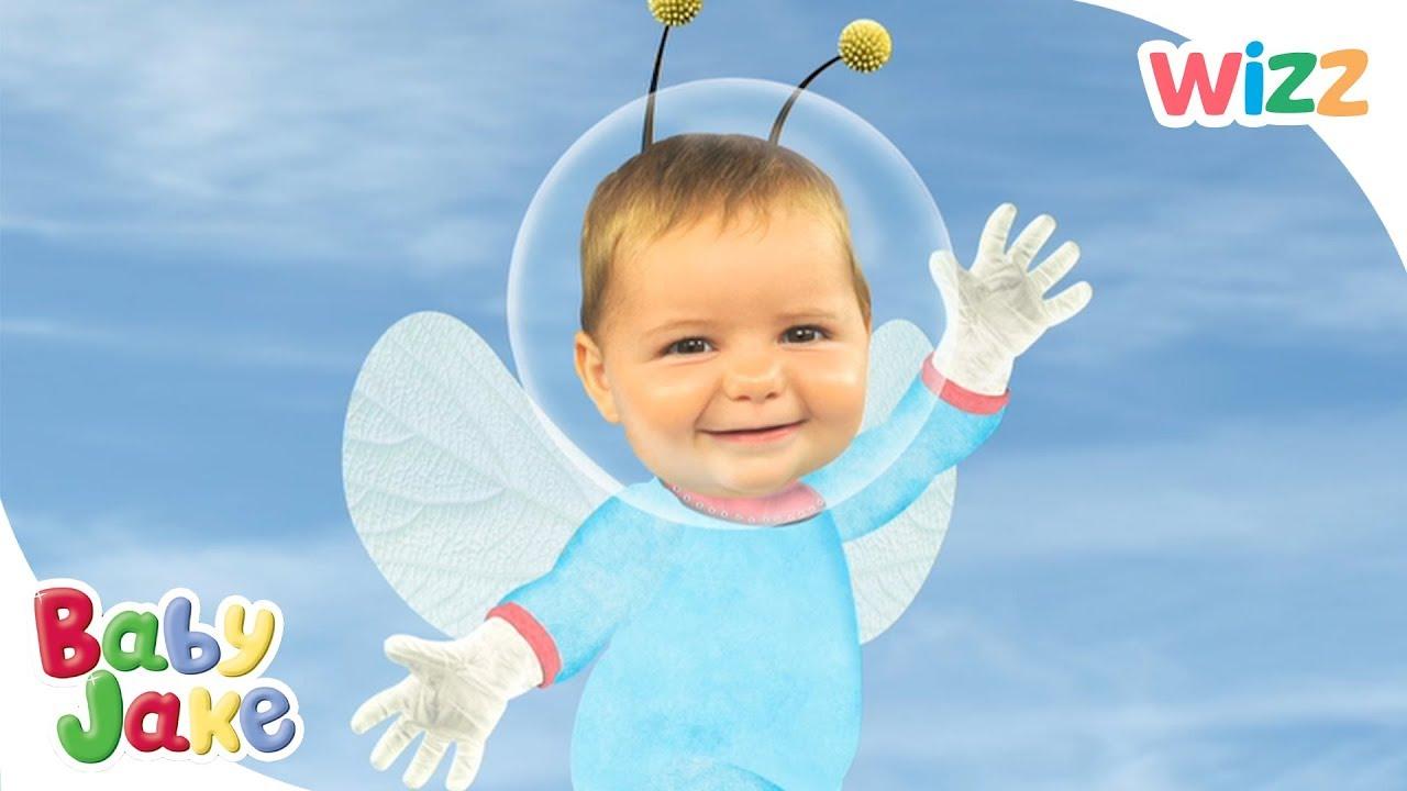 Baby Jake - Magic Baby Loves to Fly | Yacki Yacki | Full ...