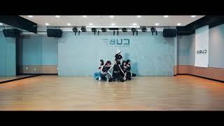 "(G)I-DLE ""HANN(Alone)"" Mirrored Dance Practice, (여자)아이들 ""한(一)"" 안무 거울모드"