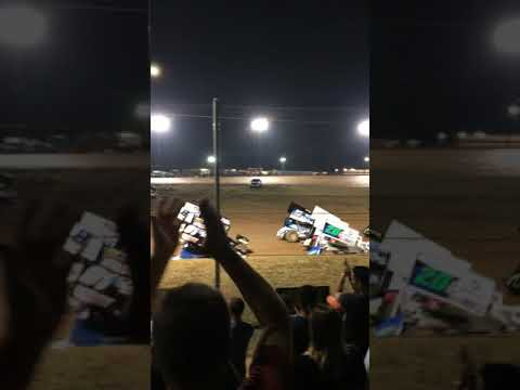 ASCS mid south vs red river I 30 speedway 2018