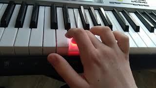 Слуга народа на пианино/Servant of the People theme on piano