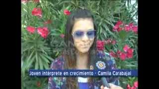 Camila Carabajal 20 01 14