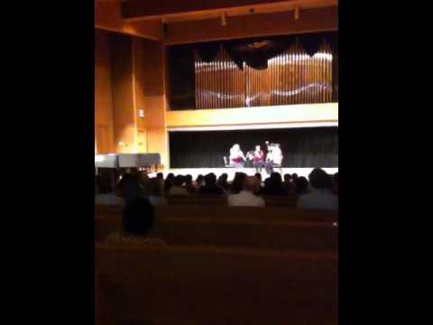 Nielsen Woodwind Quintet- Interlochen Fennell Scholars