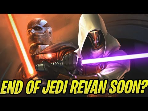 Jedi Revan Ancient Journey Returns! End of Revan Soon Because of Darth Malak? - Galaxy of Heroes