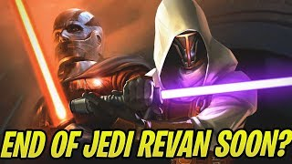 Jedi Revan Ancient Journey Returns End Of Revan Soon Because Of Darth Malak Galaxy Of Heroes