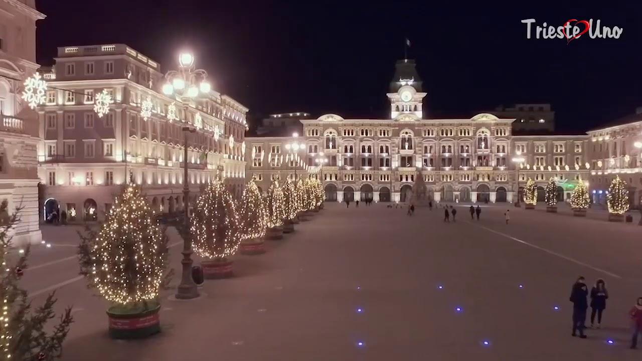 Trieste Natale Immagini.Il Natale In Piazza Unita