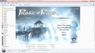 Repeat youtube video How to install Prince Of Persia The Forgotten Sands