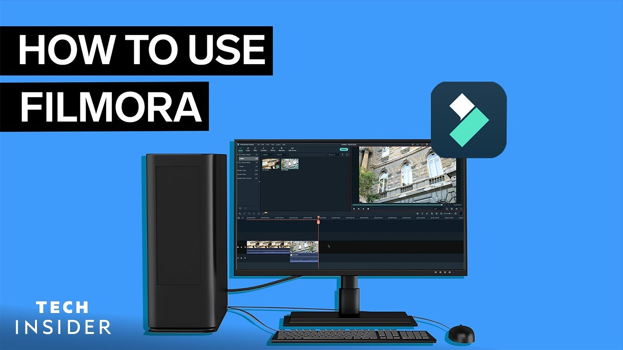 How To Use Filmora Video Editor