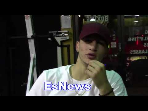 17 year old 10 time national champ david kaminsky turns pro with lomachenko manager