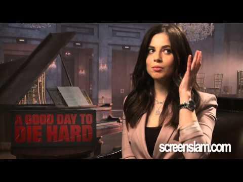 A Good Day to Die Hard: Yuliya Snigir Exclusive Movie