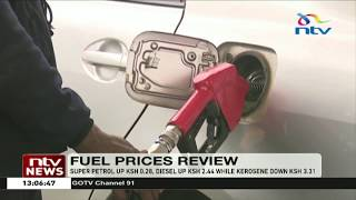 Fuel prices in Kenya go up following regulator's review