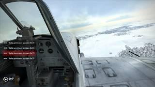 Ил-2 Штурмовик: БзС. Работаем по артиллерии на Ил-2.