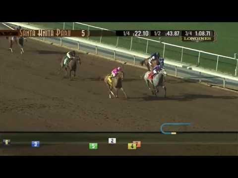 Santa Monica Stakes (Gr. II) - Monday, January 19 HD