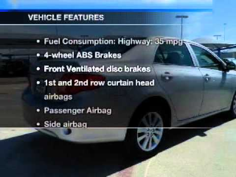 2009 Toyota Corolla Used Dealer Near Hurst Tx Serving Fort Worth