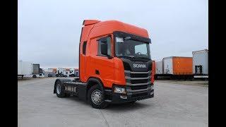 Видеообзор: новая Scania NTG! Как сэкономить до 5 % топлива? Часть 1