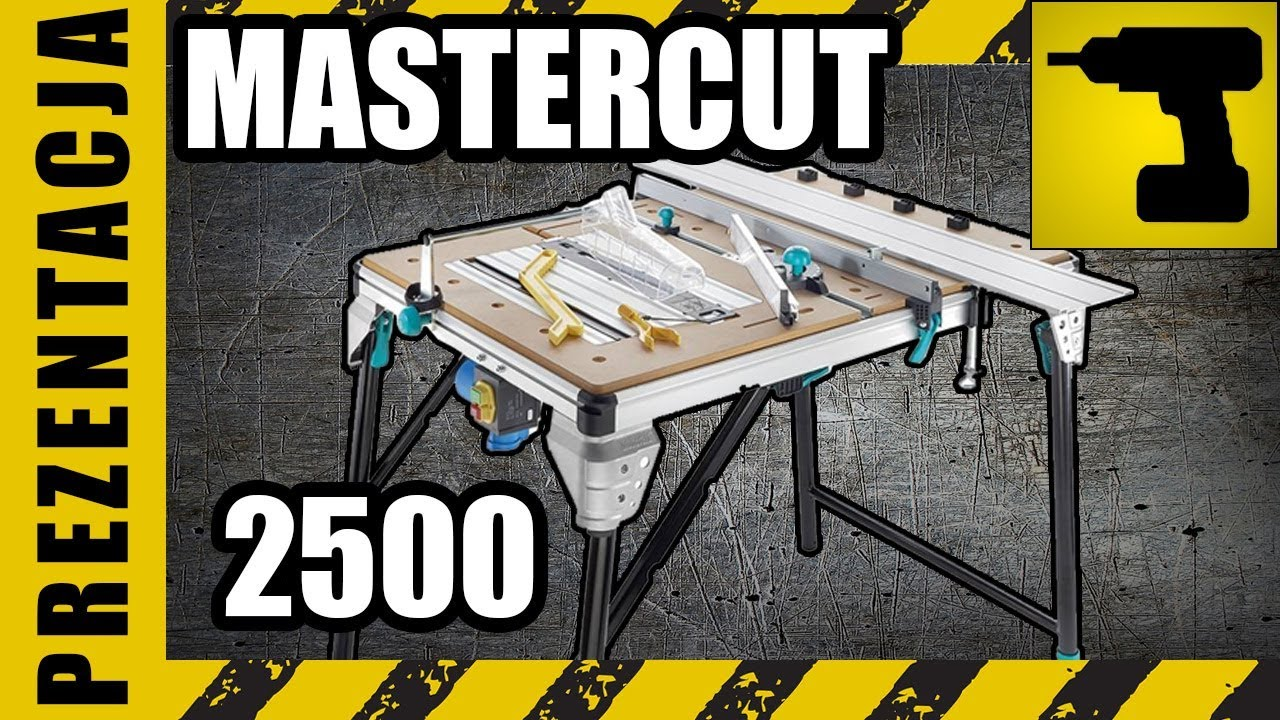 wolfcraft master cut 2500 pro profesjonalny st maszynowo. Black Bedroom Furniture Sets. Home Design Ideas