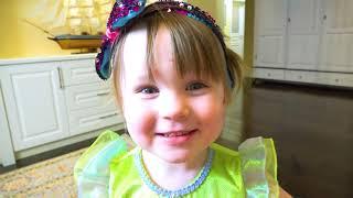 Stefy e amigos fizeram um desafo de chocolate