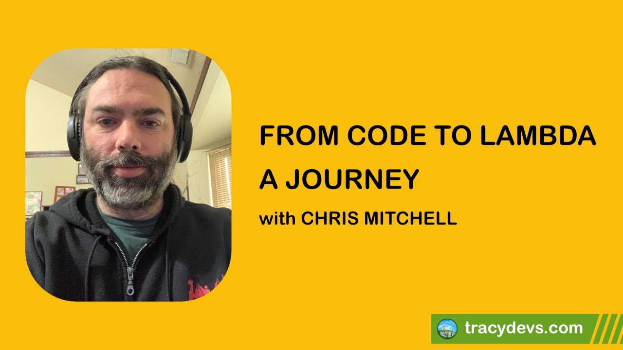 From Code to Lambda - A Journey