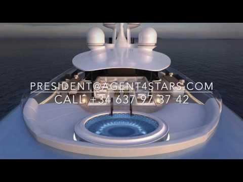 Jubilee (Y714) 110 meter Super Yacht  by Oceanco