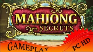 Mahjong Secrets - Gameplay PC | HD