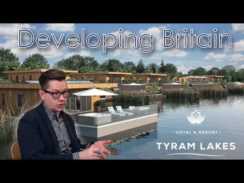 Developing Britain - Tyram Lakes