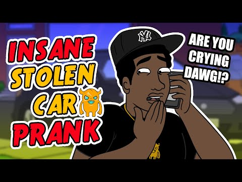 Insane Stolen Car Prank (UK 3M Special) – Ownage Pranks