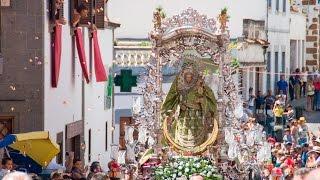 Misa Procesión Virgen del Pino 2015, Teror