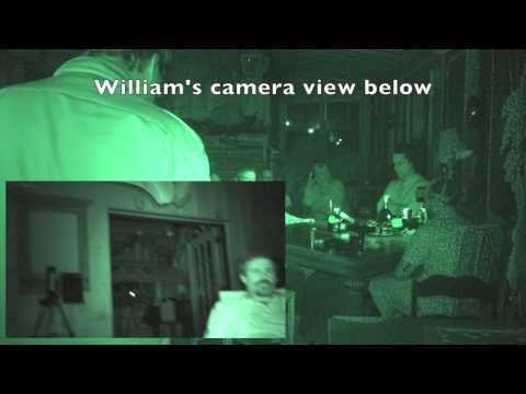 Bearfort Paranormal Investigation of Bearfort Lodge  New Jersey