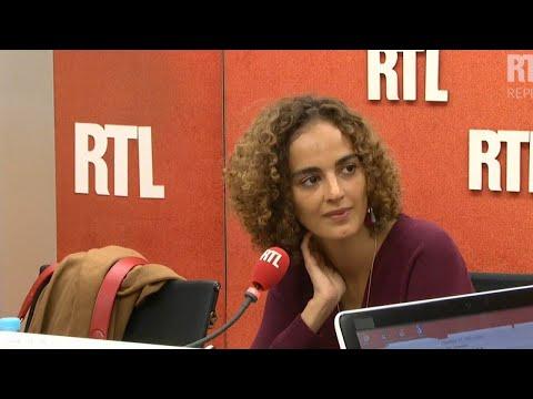 """Leïla Slimani : """"Du jour où je ne serai plus indignée, je tomberai à plat"""""""