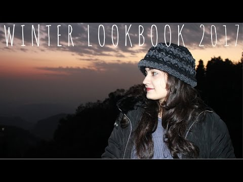 Winter Lookbook India | How to style Winter Clothes | Indian Fashion Youtuber