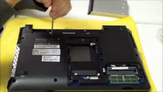 Samsung NP300E4C (300E) AC DC Power Jack Repair