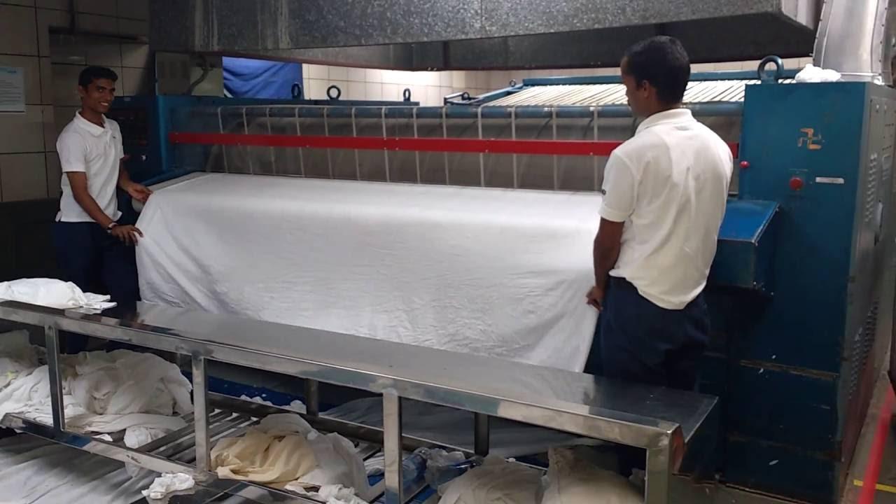 Laundry operation flow chart Housekeeping Laundry Hotel