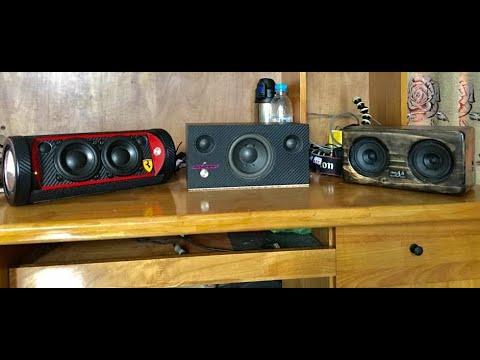 Bluetooth Speaker Diy