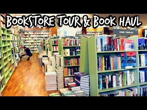 Bookstore Tour & Book Haul | Kinokuniya