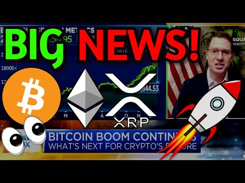BITCOIN Mass Exposure & World Economic Forum Crypto – Brian Brooks Crypto Regulations