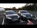 TUNED 2017 Audi S3 JB4 vs STOCK Audi S3 Comparison! (+Resonator Delete)