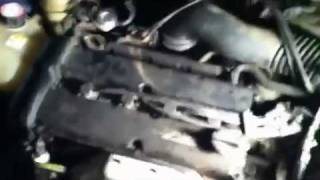 2003 ford focus zetec engine knock