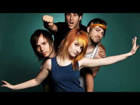 Paramore - Use Somebody (Kings Of Leon) with Lyrics On Box