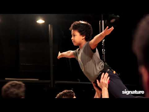 Fly with BILLY ELLIOT at Signature Theatre