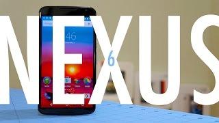Nexus 6 - Google Nexus 6 Review: Android's Next Logical Step | Pocketnow
