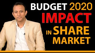 Budget 2020 Impact on Share Market