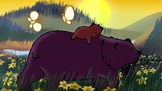 Гора самоцветов - Непослушный медвежонок - сказки для маленьких детей -русская народная сказка