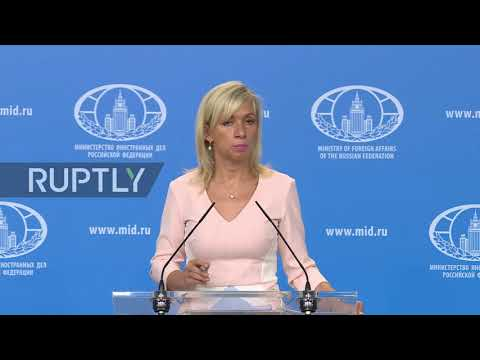 Russia: 'There is a limit' - Zakharova on UK Novichok allegations