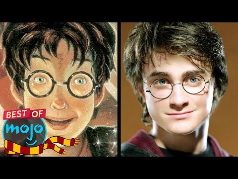 Top 10 Shocking Differences Between the Harry Potter Movies & Books