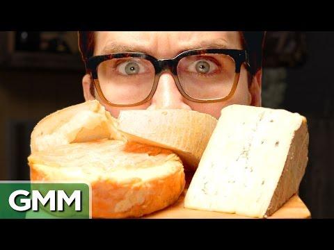 Name That Cheese  Taste Test