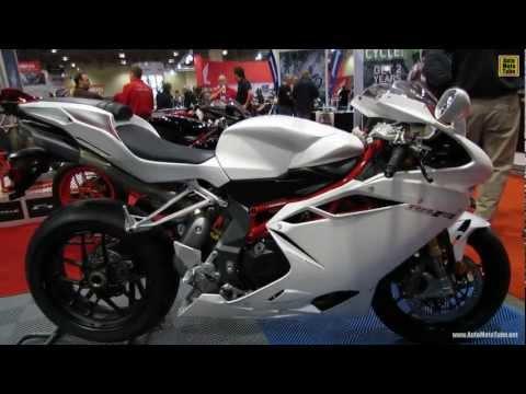 2012 MV Agusta F4 RR Corsacorta - Walkaround - 2012 Toronto Motorcycle Show
