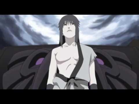 Naruto: Shippuuden Movie 5 - Blood Prison. amv Throne