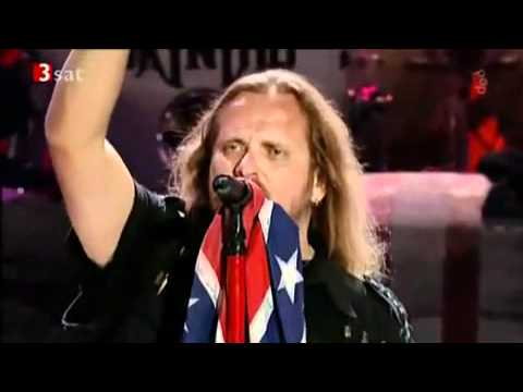 Lynyrd Skynyrd - Sweet Home Alabama, Live Nashville, TN, USA.mp4