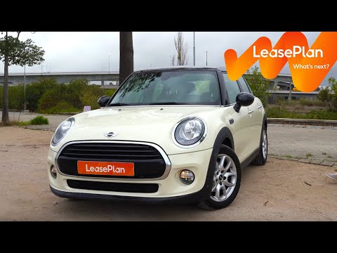 Mini Cooper D // Review LeasePlan 2019