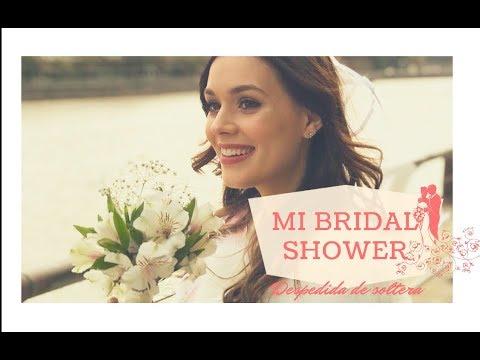 Mi Bridal Shower!! ♥ Vale Baroni