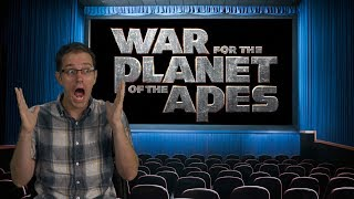 War for the Planet of the Apes (Movie review)